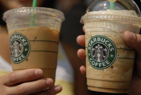 For mange er kaffe fra Starbucks et symbol på USA.