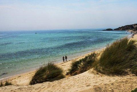 Ved stranden: De fleste vil ha stranden i umiddelbar nærhet når de kjøper leilighet i Spania.