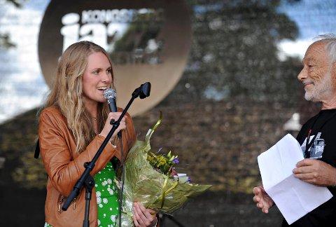 Ida Løvli Hidle og Tor Dalaker Lund.