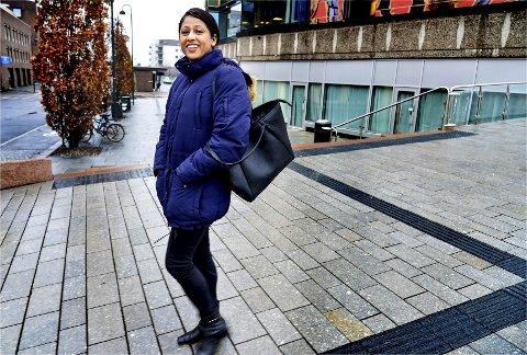 Nasim Rizvi (44) vil bli stor på å mette de små. Hun gir moderne muslimer det hun selv savnet, og vil servere halal barnemat til stadig nye markeder.