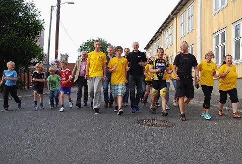 I morgen braker det løs i gatene i Moss når Christian Frederik-løpet skal gjennomføres for første gang. Så langt er nesten 400 personer påmeldt og det er fortsatt muligheter for å melde seg på.