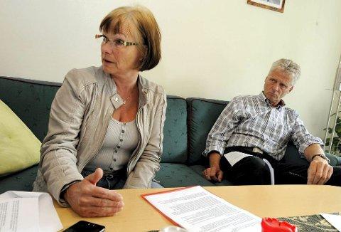 LEIT: Virksomhetsleder Sissel Kristoffersen synes det er leit at kommunens trange økonomi går ut over tilbudet på Ås.  Foto: Per Gilding