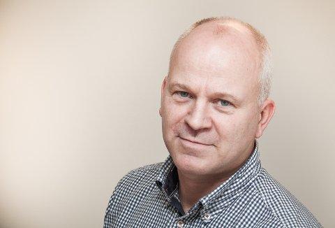 Redaktør og daglig leder Pål A. Næss
