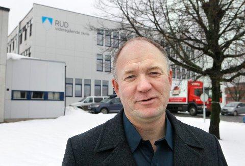 FÅR STØTTE: – All honnør til Rideng for initiativet, skriver innsenderen om Høyre-politiker Øyvind Ridengs forslag om et kulturelt sambrukshus ved Rud videregående skole.
