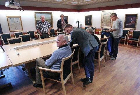 Konsekvensene vil forsinke arbeidet med andre oppgaver vi har i Moss, sier Sindre Westerlund Mork som ikke helt forstår hva hans politiske kolleger driver med.