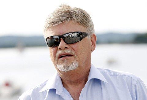 STILLER SEG IKKE BAK: Ordfører-kandidat Bent Moldvær sier han ikke ville godkjent et slikt utspill.  Foto: Eric Johannessen