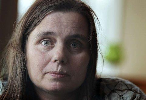 Vinneren: Liv Reidun H. Hansen har vunnet årets diktkonkurranse i Haugesunds Avis, med diktet «Reorientering».