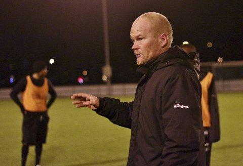 Moss FKs hovedtrener Ørjan Christiansen har fått en god start i sin nye jobb, og har mange spennende spillertyper på hånda.