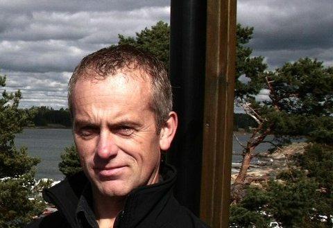 Er kritiskLeder for Råde Høyre- Glenn Melby- er sterkt kritisk til at Råde kommunes Facebook-side blir benyttet til å formidle politisk propaganda. Arkivfoto: John Johansen