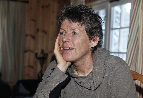Polfarer  Liv Arnesen.