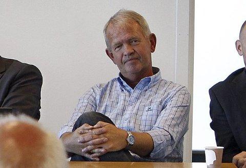 Optimist: Varamedlem Knut Hovland i MFK-styret håper på 1000 tilskuere mot Finnsnes søndag. Foto: Geir Hansen.