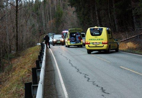 Både kommunalsjef Snorre Gundersen og ambulansesjef Bjørn Hammer mener responstiden fra ambulansene i Sætre er meget god. Likevel ser Gundersen behovet i en bedre organisering av tjenesten.