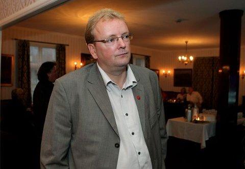 POSISJON: Terje Halleland kan fort bli fylkesvaraordfører etter valget.