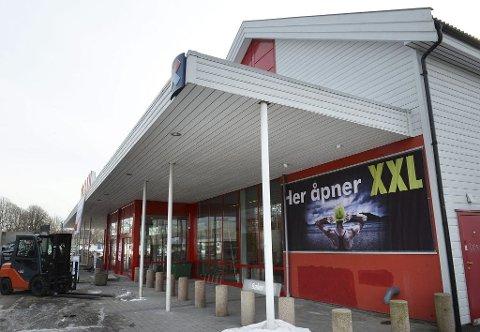 Åpningen av Ica-butikken i Storgaten.