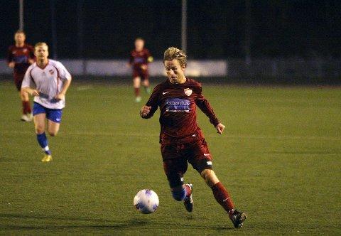 PÅ TOPP: Frank Finstad spilte fra start da Langhus slo Driv 3-0 torsdag kveld. ARKIVFOTO