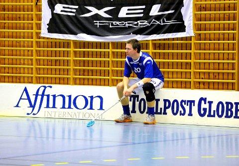 NOR 92s Steffen Løvlund har god grunn til å deppe etter nok et tap.