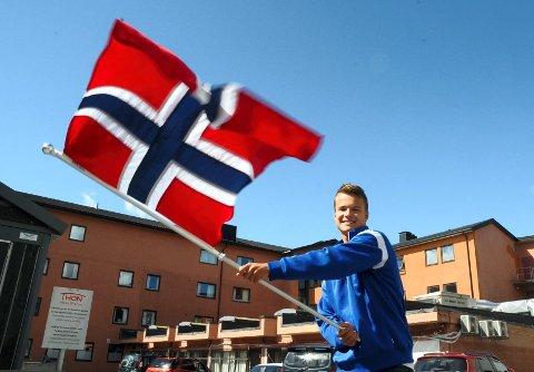 Erik Næsbak Brenden har hatt en god sesong sammen med Nybergsund, og nå kommer belønningen i form av landslagsplass.