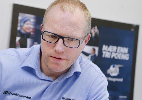 DEN STØRSTE UTFORDRINGEN: Daglig leder i FKH Asle Skjærstad mener at rapporten ikke behandler norsk fotballs største utfordring, nemlig at de største klubbene sliter sportslig og økonomisk.