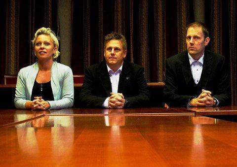 Frederikke Stensrød (Frp) blir varaordfører, René Rafshol (H) blir ordfører etter Kjell Løkke og Venstre , her ved Christian Holstad Lilleng får en rekke viktige politiske posisjoner i utvalg og formannskap.