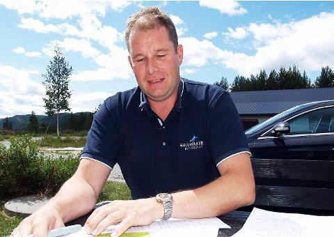 Høyre og Per Kristensen sitter på makta i Krødsherad.