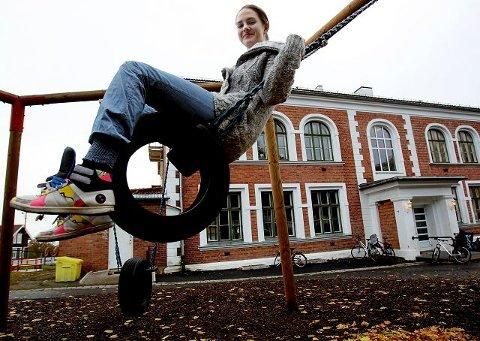 – Det er dårlig gjort hvis politikerne vedtar å utsette skateparken enda en gang, sier avtroppende leder i Ungdommens bystyre Moss, Camilla Monsen.