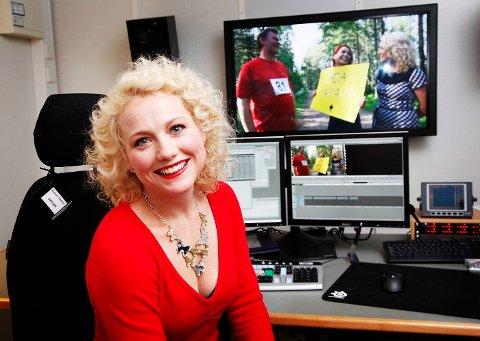 Hedda Kise er klar for programlederjobbben i årets Artistgalla førstkommende lørdag.