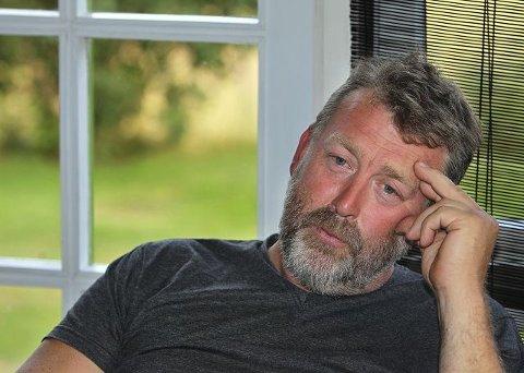 Bjørn H. Sørensen var fagleder på Malakoff før han ble slått ut av sykdommen som han har gått med i over 20 år.