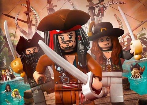 LEGO: Pirates of the Caribbean er svøpt i teknisk solid grafikk og omhyllet av et lydbilde som fremhever Jack Sparrow og vennene hans på en flott måte.