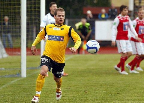 Alle gode ting er tre, sies det. Nå har Tor Erik Moen skrevet under med MFK for 3. gang i karrieren.