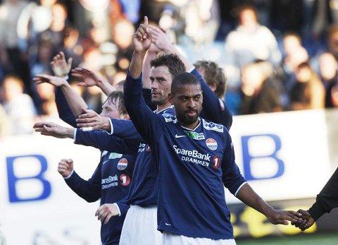 David Nielsen ønsket å tape kampen mot FC København da han spilte for Aab.