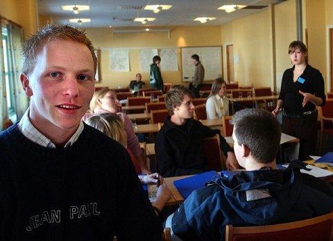 støtter Elevombudet i Østfold, Rune Vold Valberg, støtter advokatens konklusjon og mener elevene ble påført ubehaqg. Arkivfoto: torgeir snilsberg