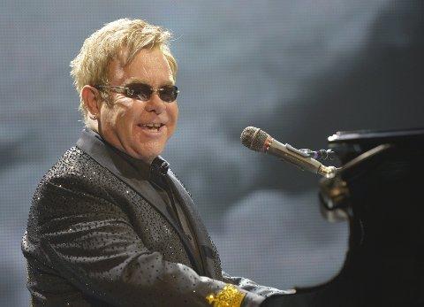 Elton John kommer til Vestfold.