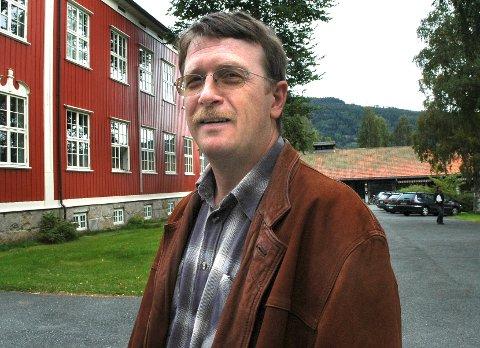 Ny ordfører i Rollag