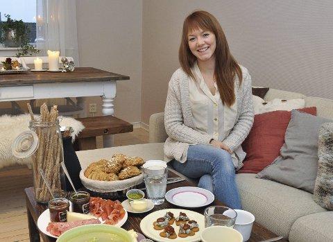 Karine Noël Moland Wahl deler sine beste tips til høsthyggemat. Den består av både søte fristelser og sunnere alternativer.