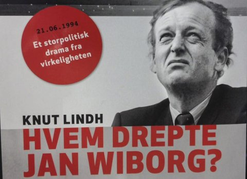 Varsler: Jan Wiborg var en varsler, som avslørte feil ved tåkemålingene på Hurum og ble drept 21. juni 1994, mener Jan Lindh.