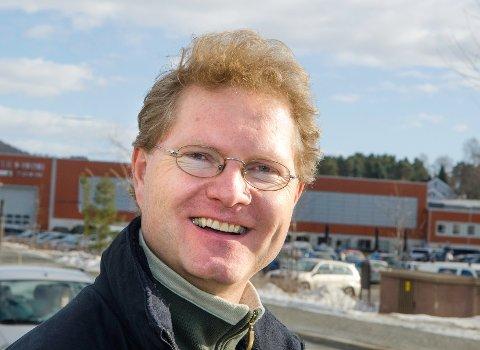 Tor Andre Johnsen er plassert som nummer en på lista av nominasjonskomiteen i kampen om stortingsplass for Hedmark FrP.