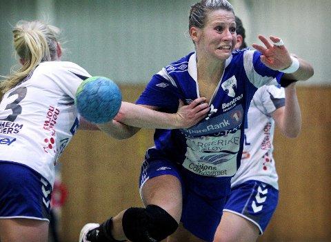 Tatiana Alifanova og HK Rygge gikk på et nytt tap i 1. divisjon.