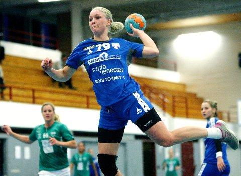 Marianne Storkås scoret sju mål og bidro sterkt til seier i comebacket for HK Rygge.
