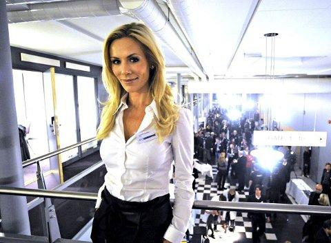 KLIMADOKTOR: Gunhild Stordalen har bestemt seg for å droppe legeyrket og i stedet jobbe for å redde kloden vår.@ FOTO: IRENE MJØSENG