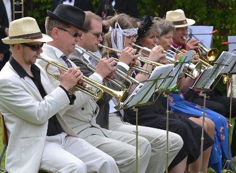 Jazzparade i Son