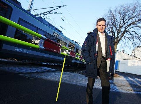 Det faktum at Jernbaneverket har kapasitet til å planlegge, kan bety fortgang i planene om nytt dobbeltspor i Moss. Men først må det penger på bordet.