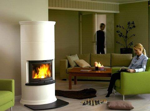 De nye peisovnene bidrar til renere luft ved at de slipper ut mindre svevestøv enn de gamle ovnene.