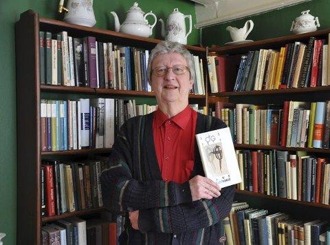 FIKK PRIS: Forfatteren Hans Herbjørnsrud fra Heddal ble onsdag kveld tildelt Kulturprisen i Telemark for 2011.