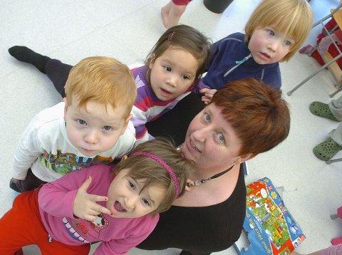 Drammens Tidende Gratis Barnehagetid