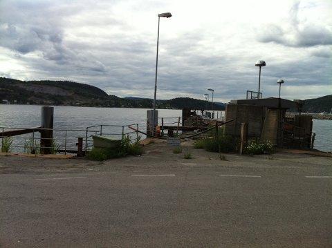 Fra i morgen blir det gamle ferjeleiet i Drøbak tatt i bruk igjen.