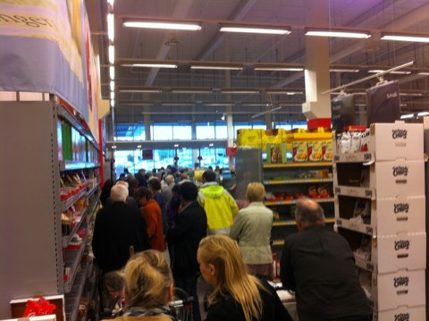 Ica Drammen