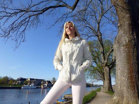 Maria Arredondo skal bekle rollen som Ingeborg Køber i musikalen som skal spilles på Hankø i sommer.