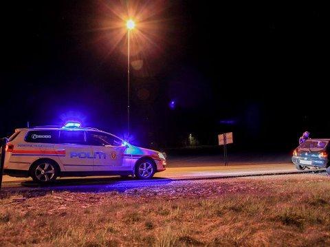 23:07 Sjåføren hadde problemer med GPSen. Hun renvaskes og slippes ut i trafikken igjen.