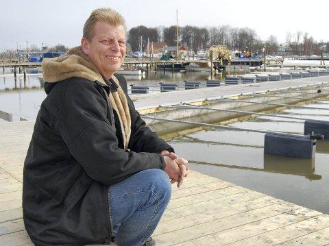 Leder Terje Stubben i båtforeningen i Ollebukta ønsker ikke færre båtplasser, men flere.