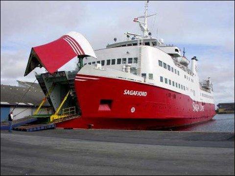 Alle seilinger mellom Moss og Skagen er stanset med umiddelbar virkning.